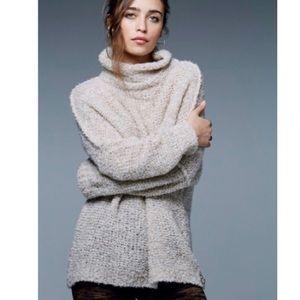 Free People Turtleneck Sweater